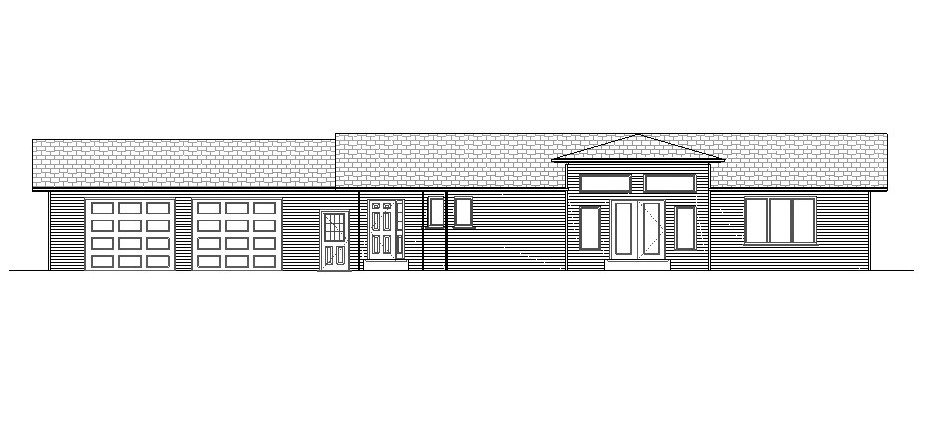 Penner Homes Elevation Map Id: 296