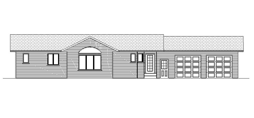 Penner Homes Elevation Map Id: 312