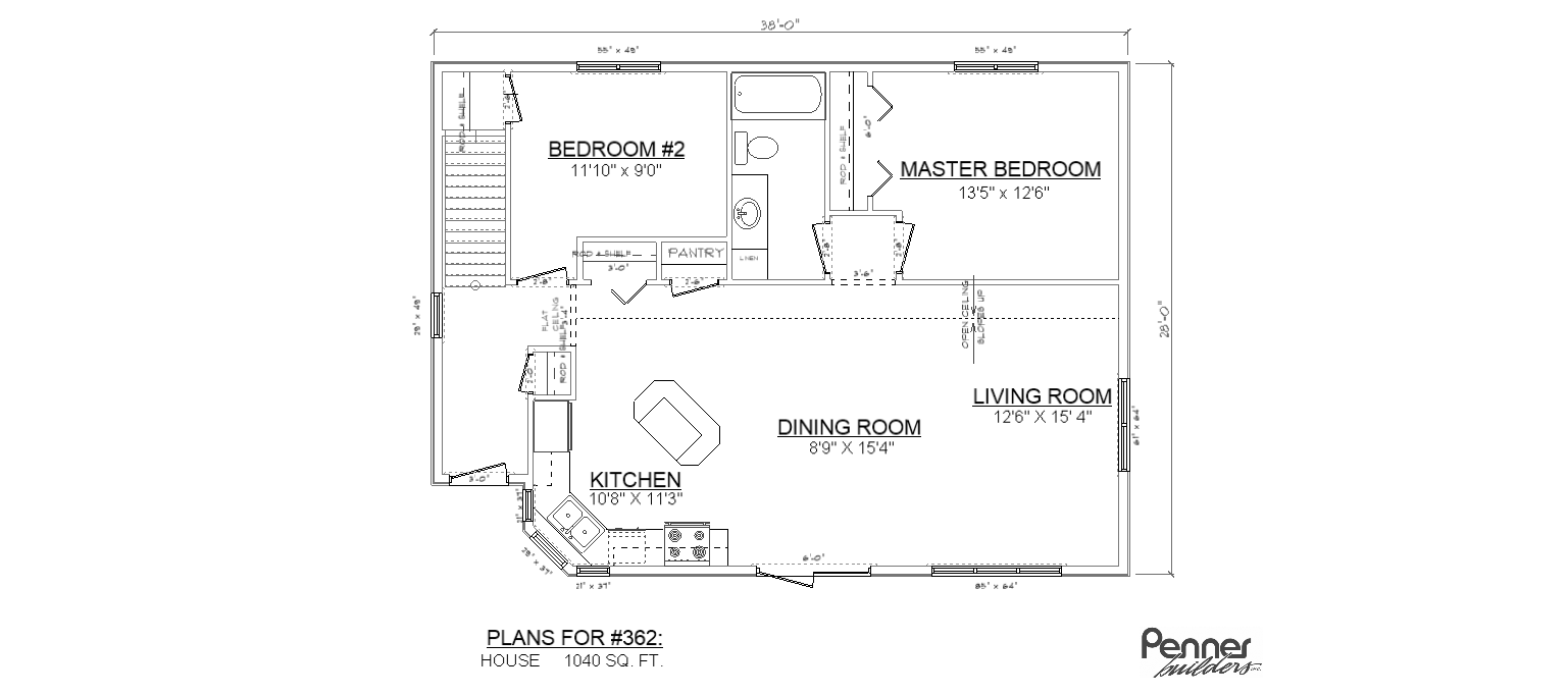 House Plans Penner Builders