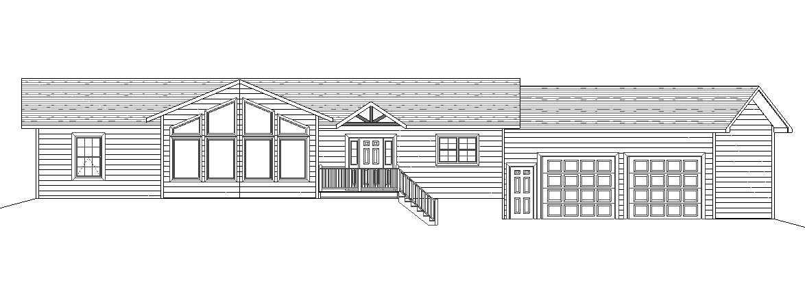Penner Homes Elevation Map Id: 411
